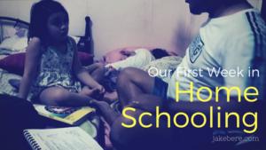 Homeschooling Philippines