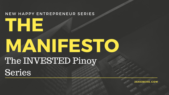 The Manifesto of the Invested Pinoy Series